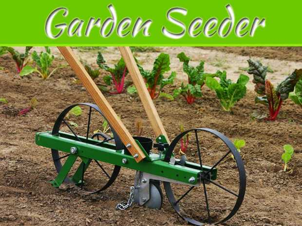 Quick-Guide To Choosing The Best Garden Seeder