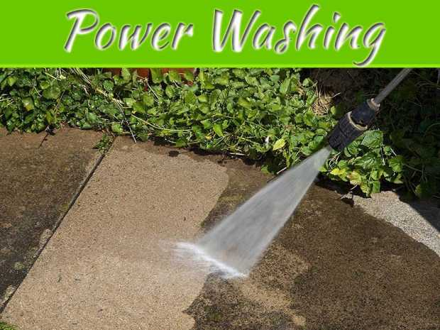 The Difference Between Residential And Commercial Power Washing Services