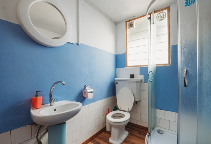 Give The Toilet A Quick Clean