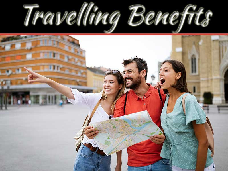 Top Ways How Travelling Benefits Students
