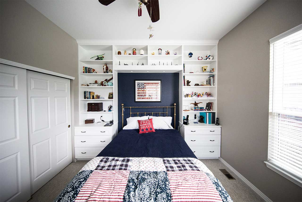 8 Smart Tips To Make A Small Bedroom Look Great