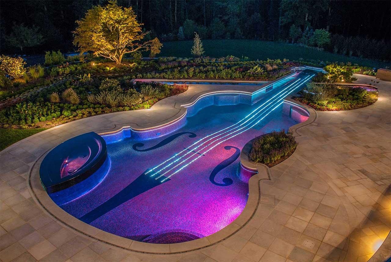Fiberglass Pool Ideas