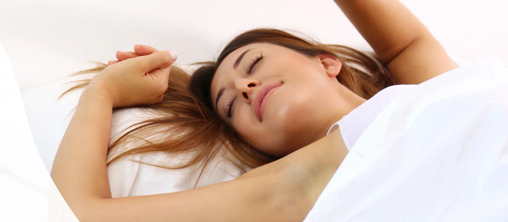 Healthy Sleep On New Mattress