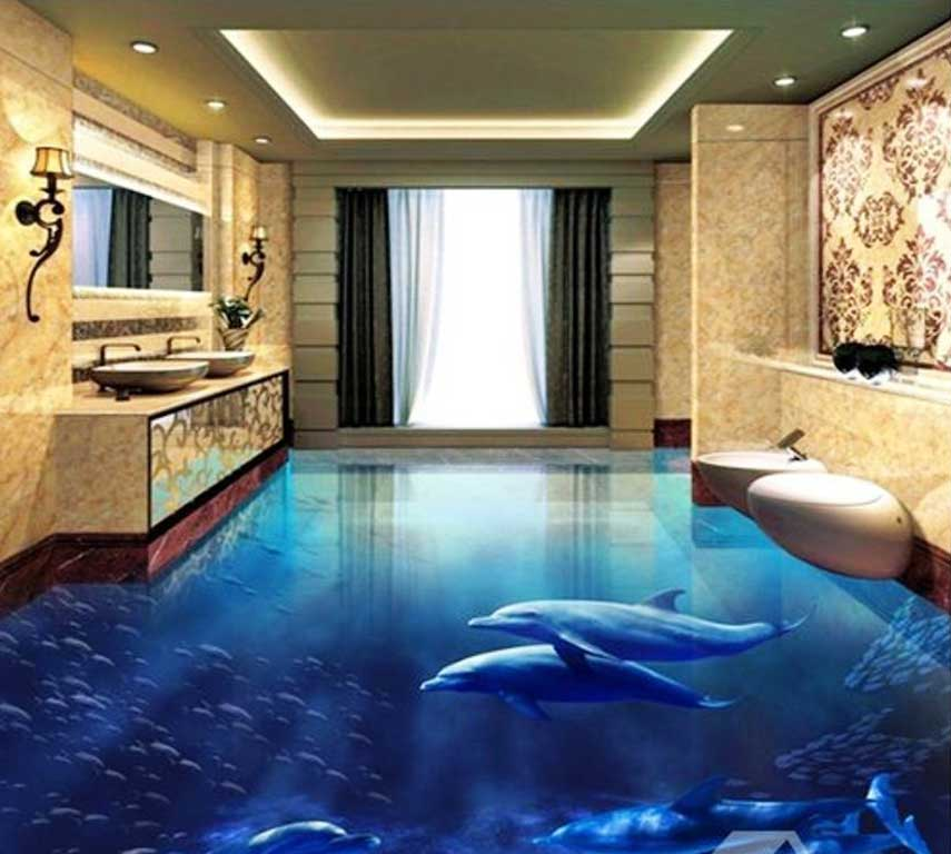 How Epoxy Flooring Is Changing Interior Design