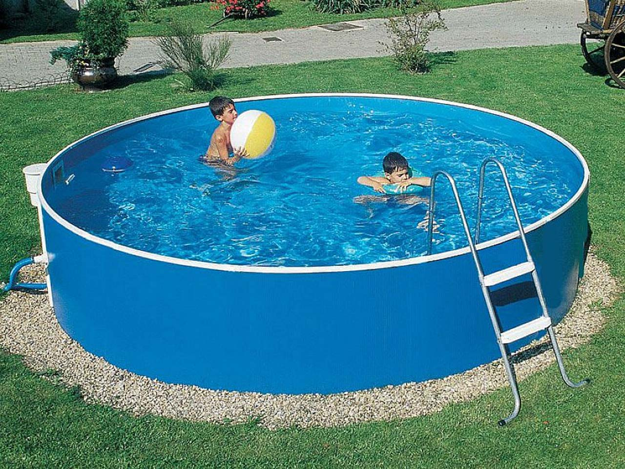 Above-Ground Pool Ladders