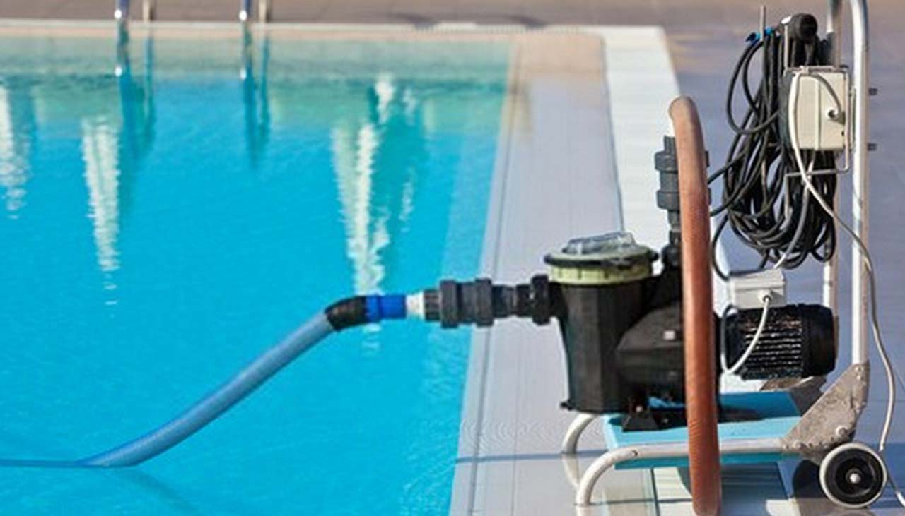 Above-Ground Pool Pump