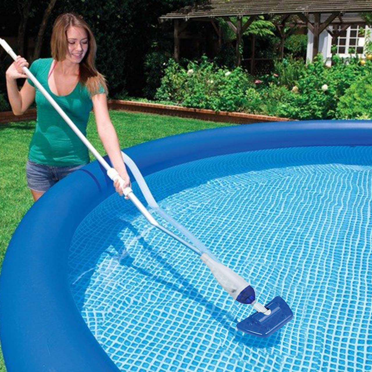 Above-Ground Pool Vacuums