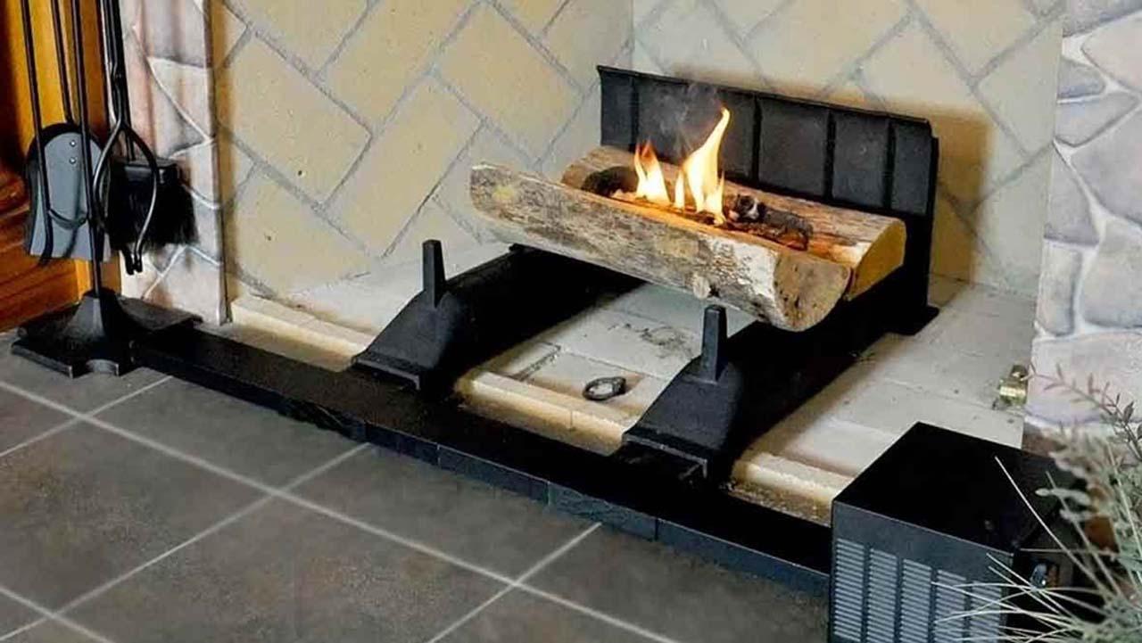 Fireplace Grate Shape