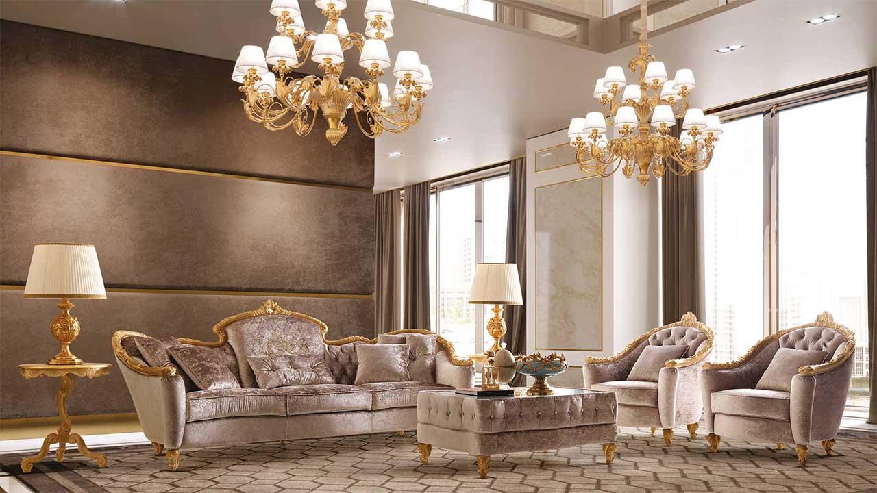 Luxurious Italian Furniture Ideas