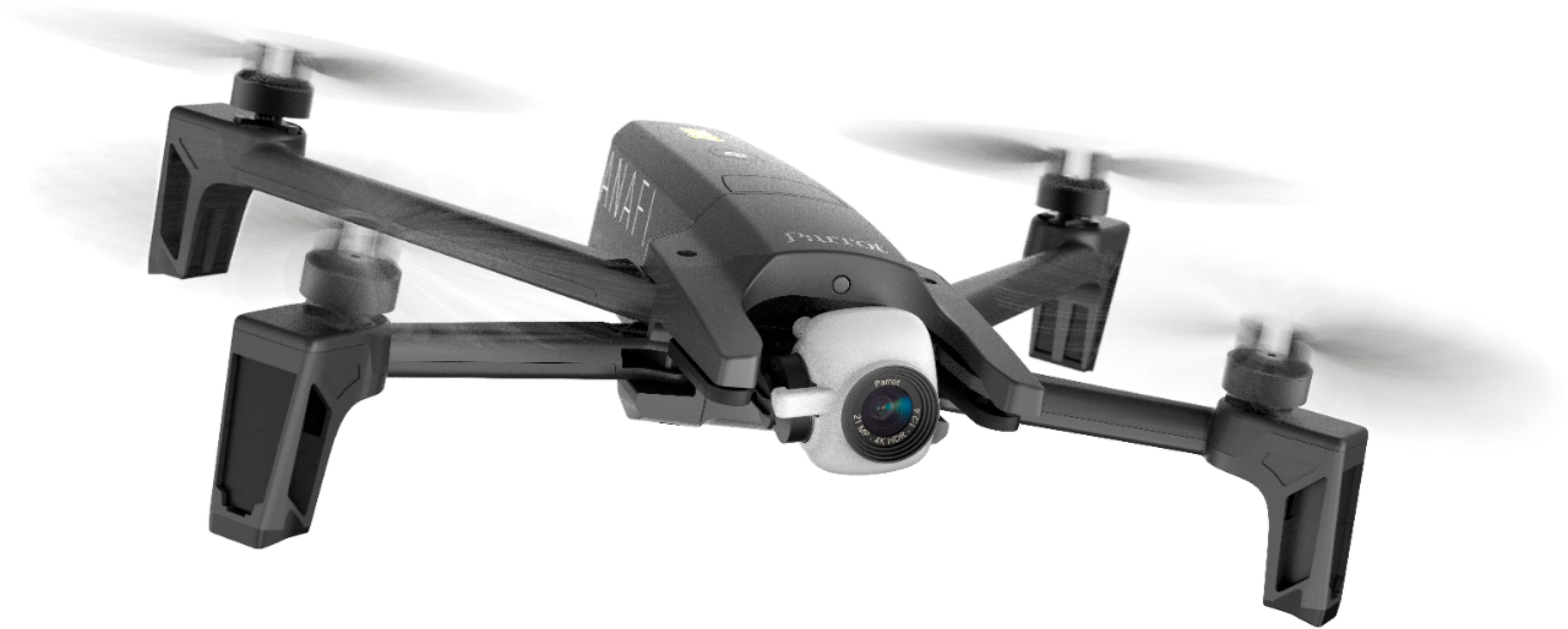 Parrot - ANAFI 4K Quadcopter with Remote Controller