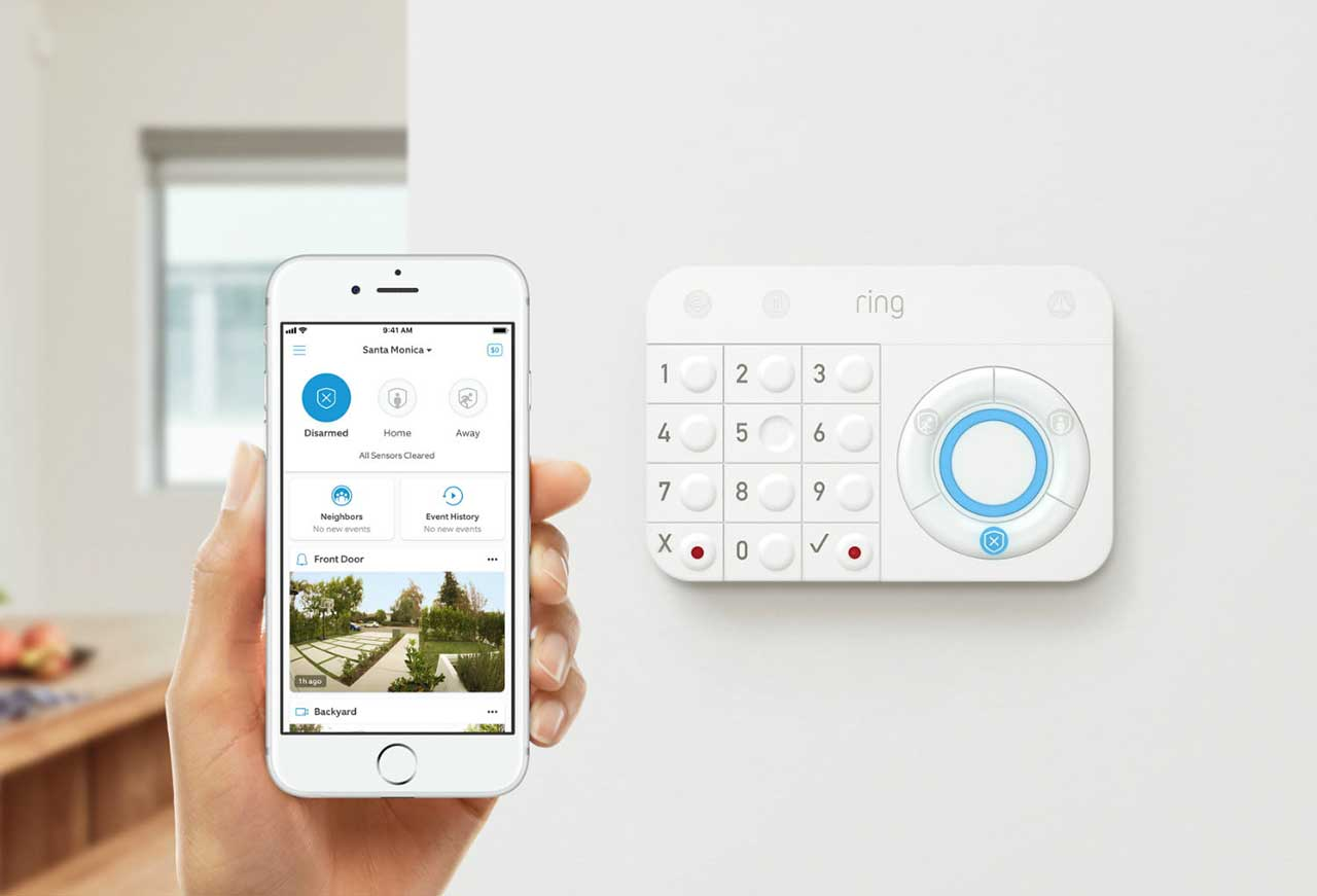 Ring Alarm Smart Home System