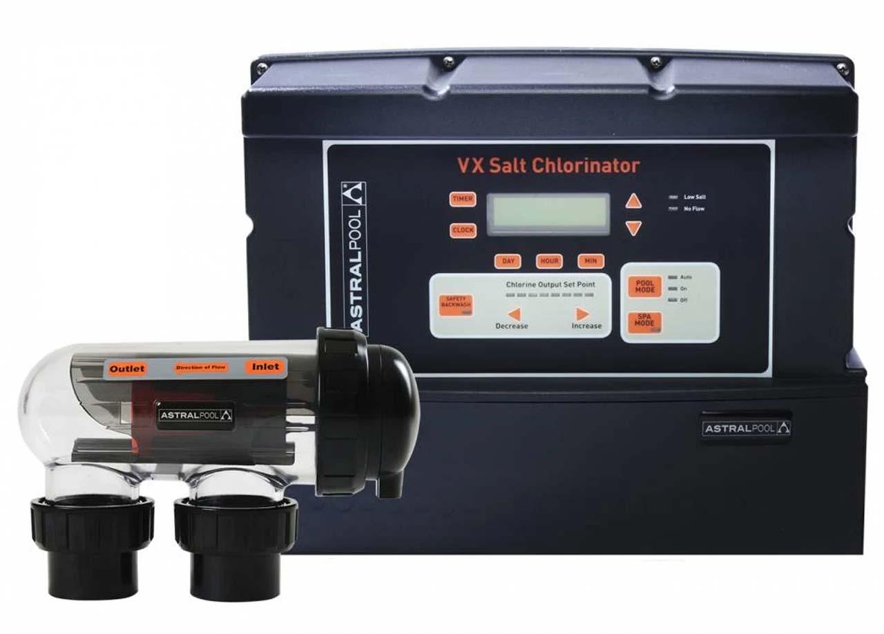 Saltwater Chlorinator