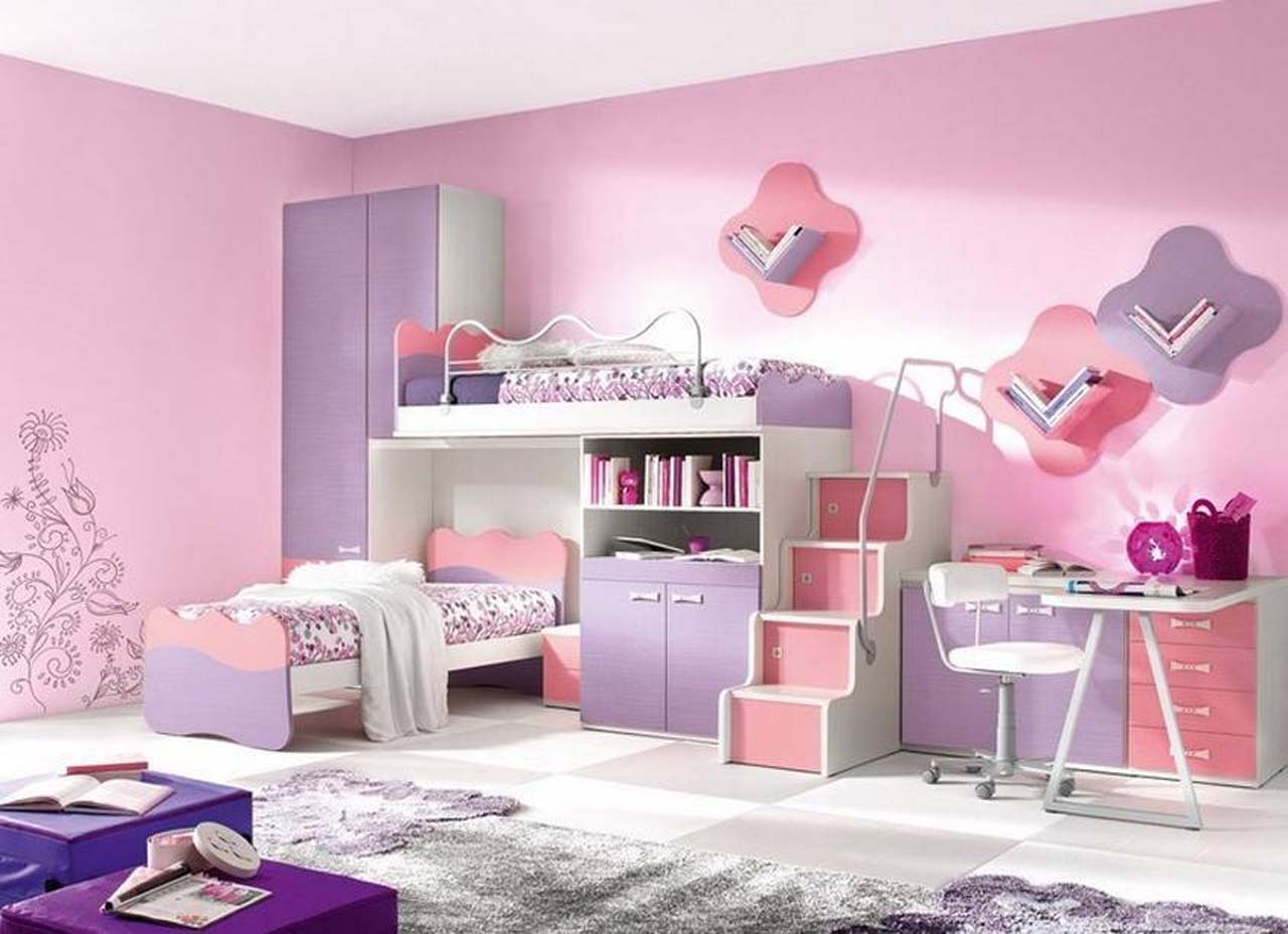 7 Best Teenage Girl Room Ideas And Themes My Decorative