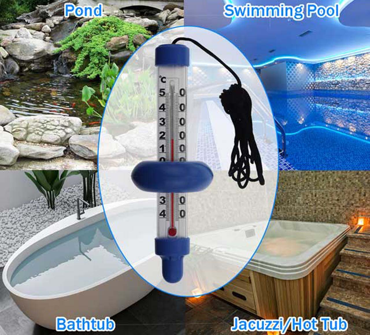 Thermometers For Your Pool