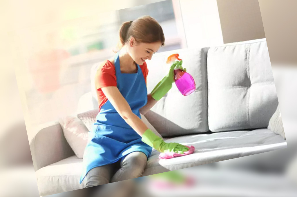 Upholstered Furniture Cleaning Tips