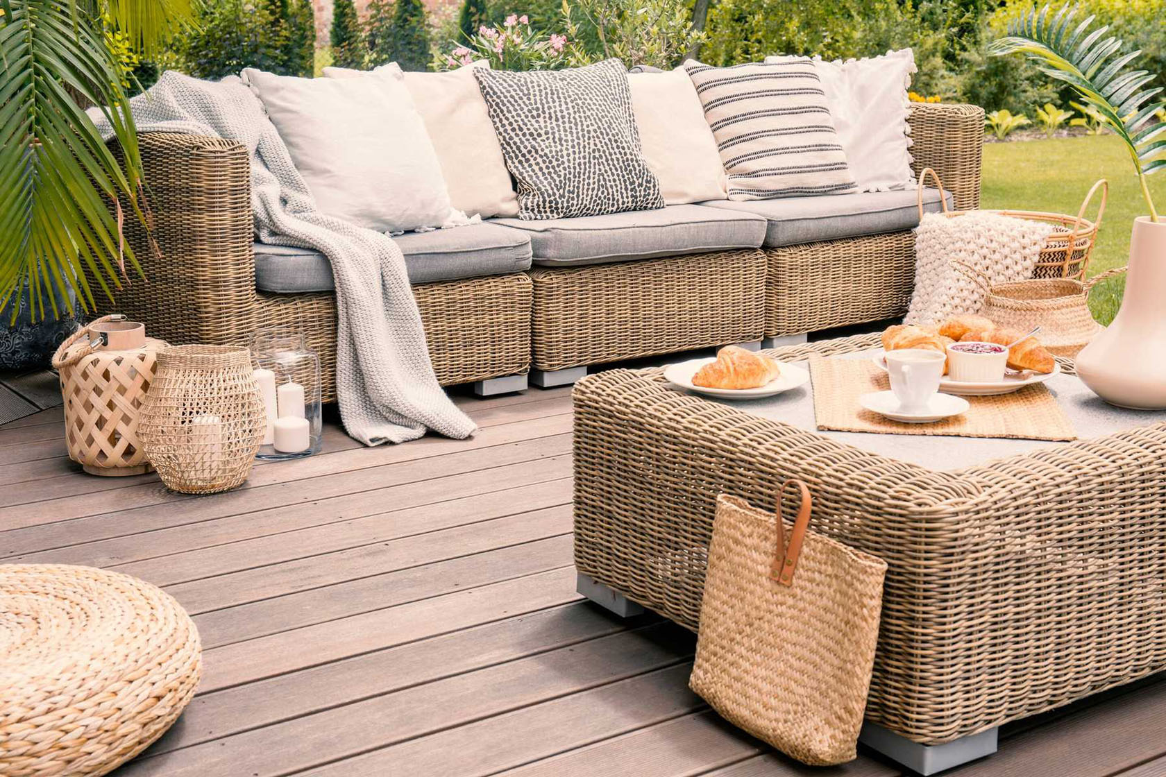 Wicker Furniture Cleaning Tips