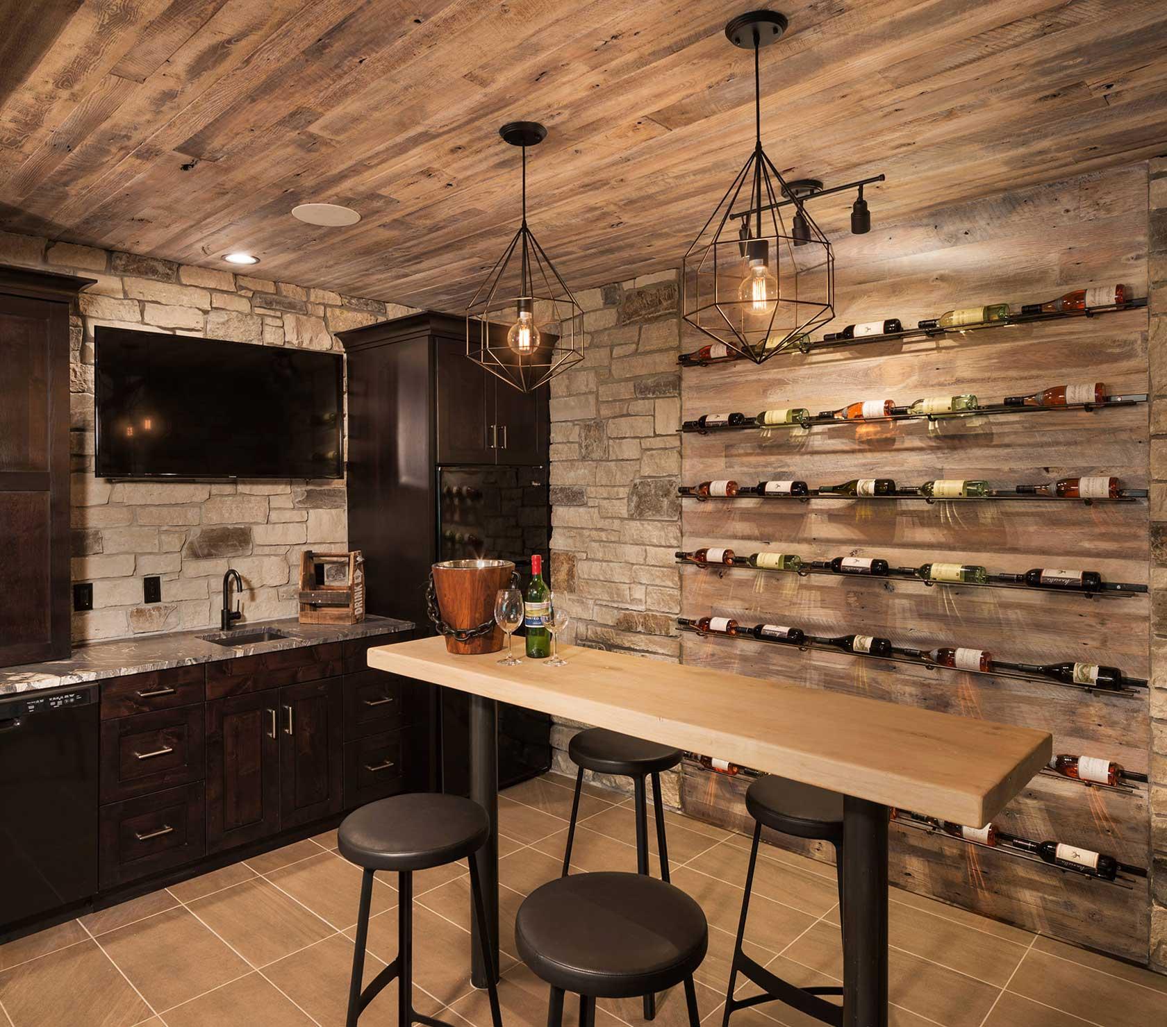 Wine Storage Light