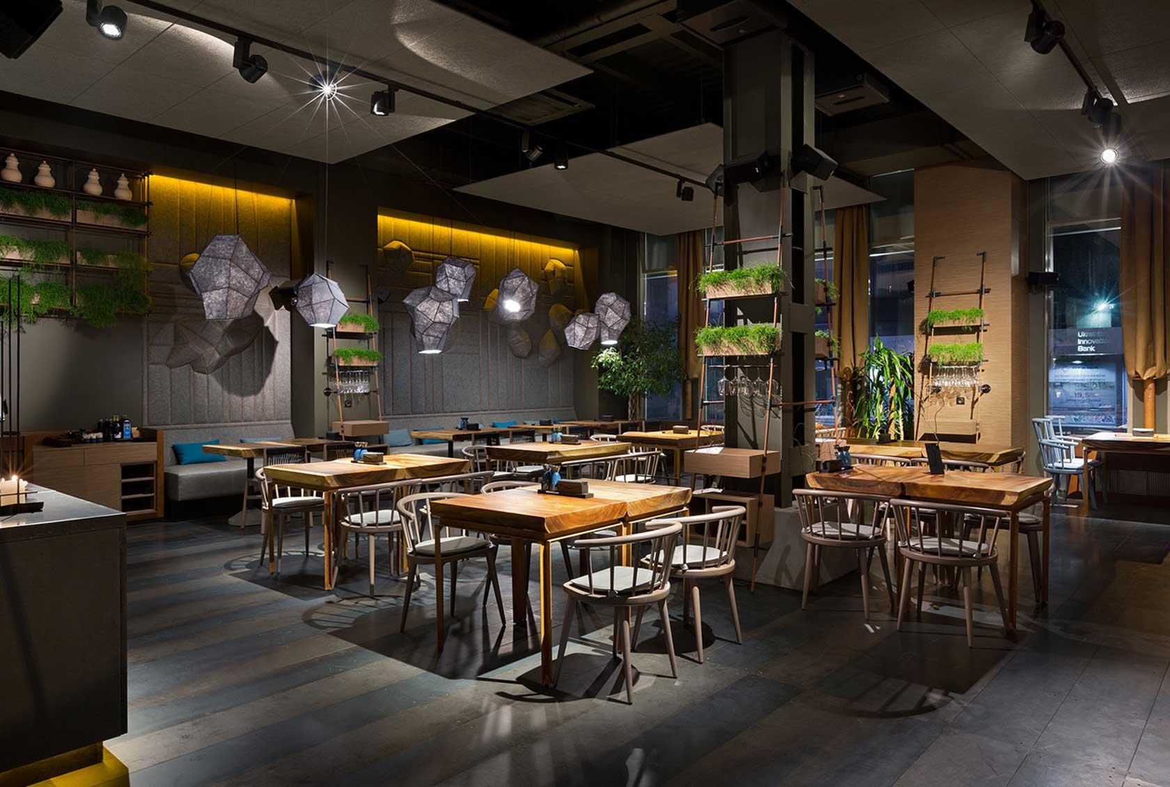 Modern Furniture For Restaurant