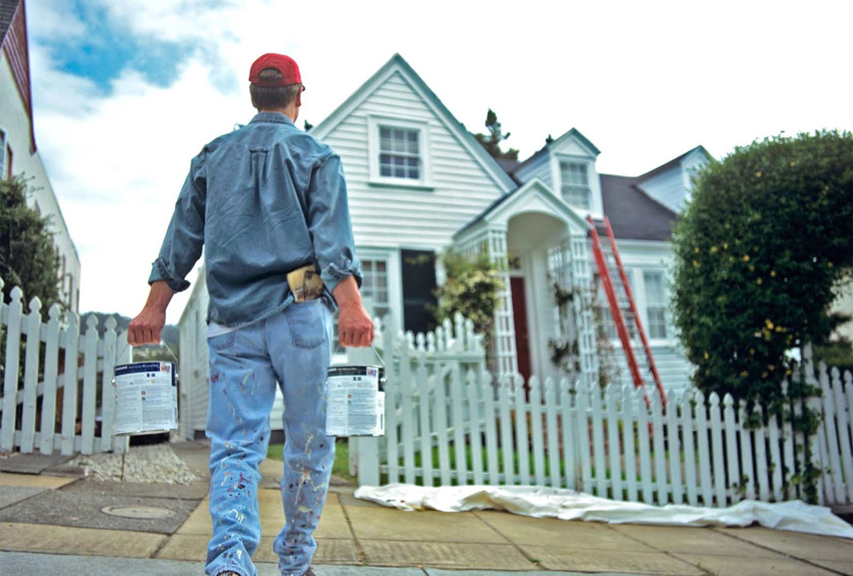 Choose The Right Contractor For Painting
