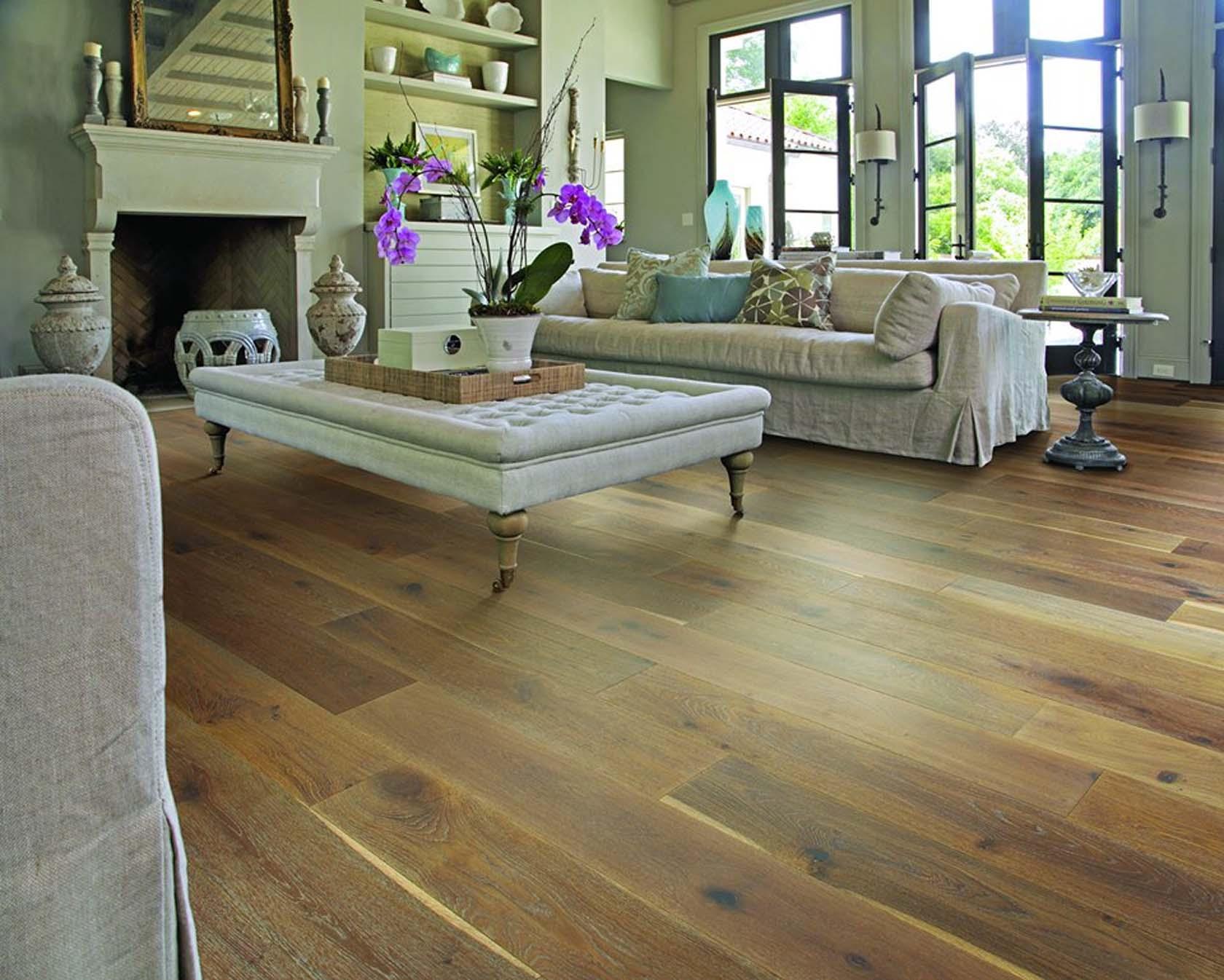 Filler Flooring