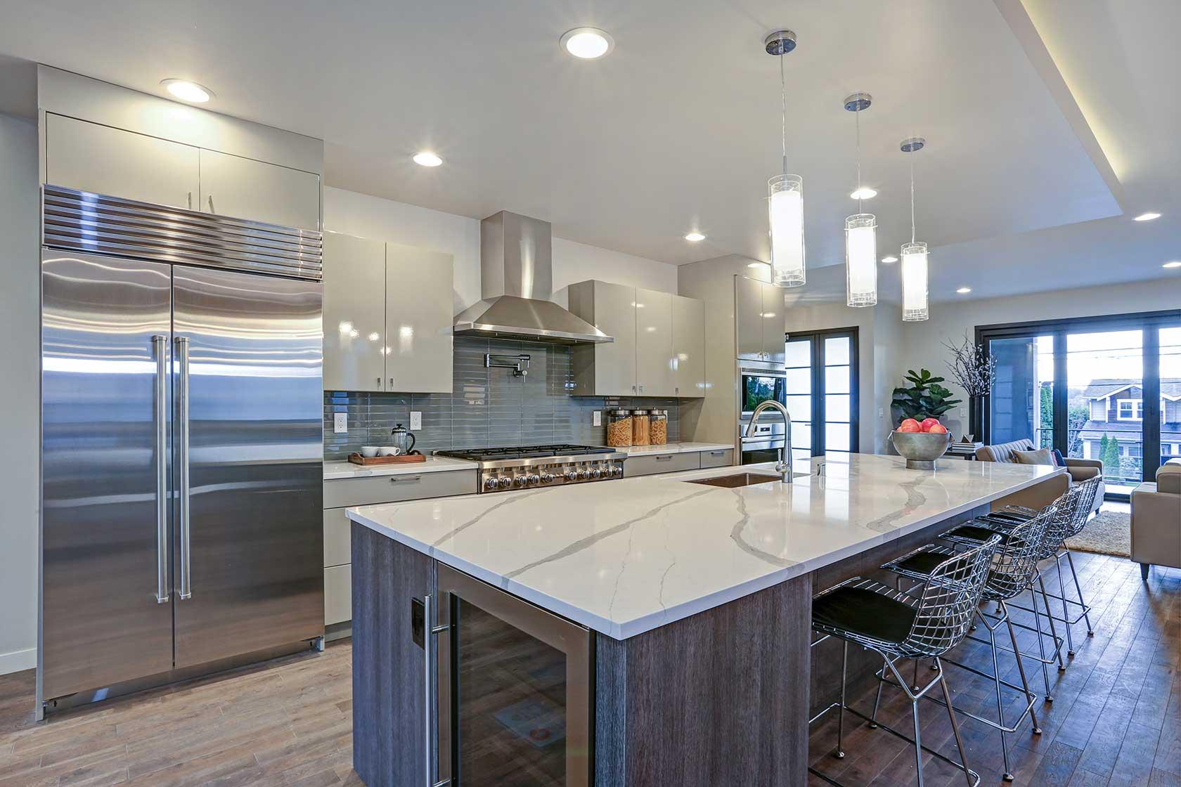 Luxury Kitchen Space
