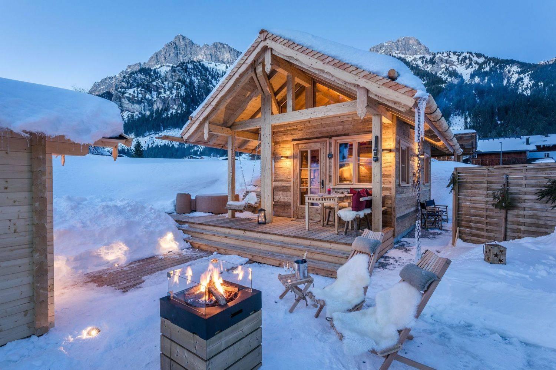 Winter Proof Outdoor Space
