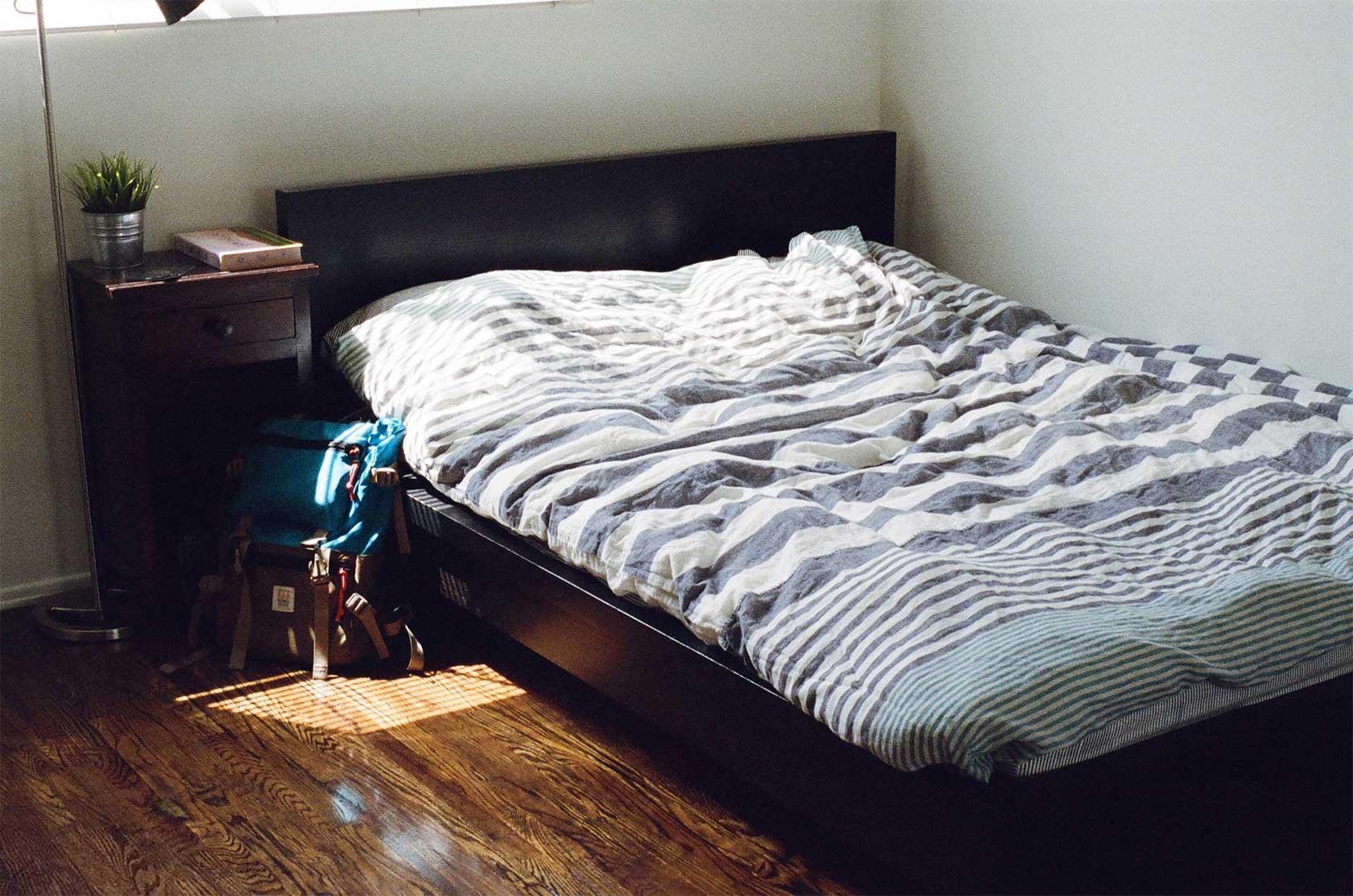 Bamboo Bed Sheet