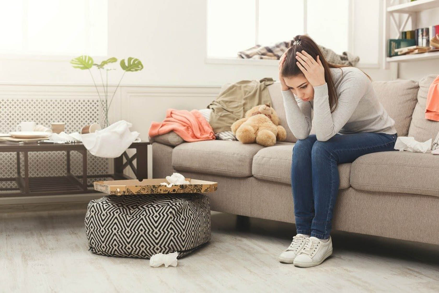 How To Tackle Your Clutter