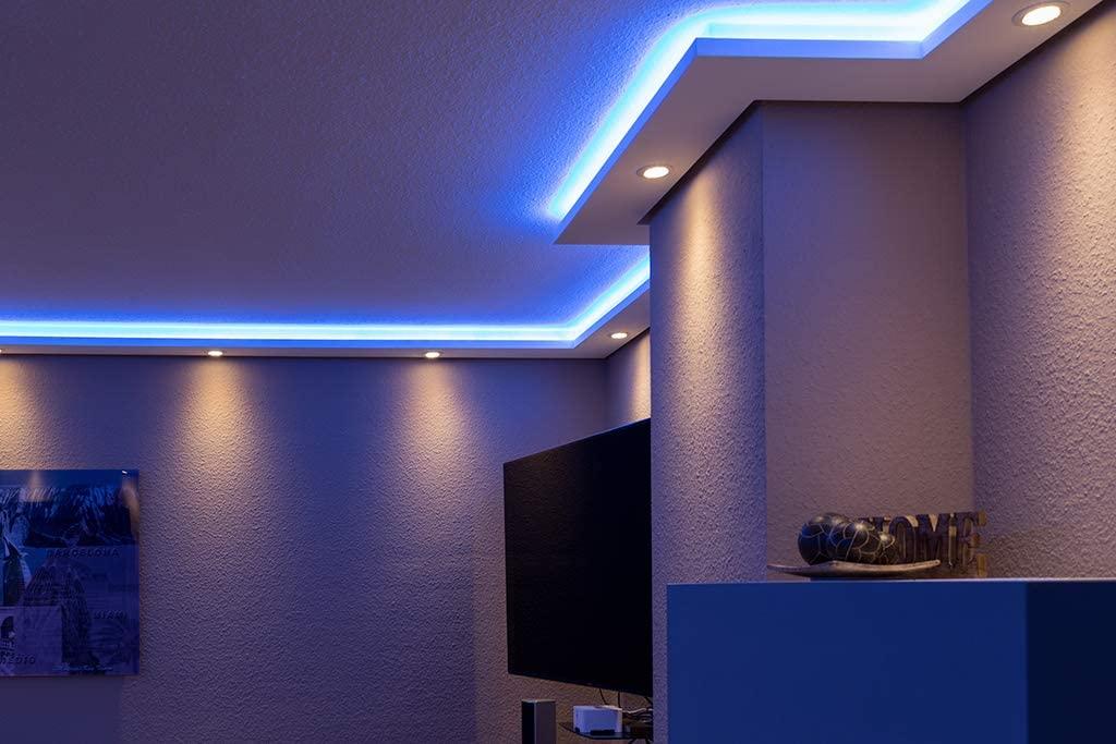 Modern LED Stucco Strip