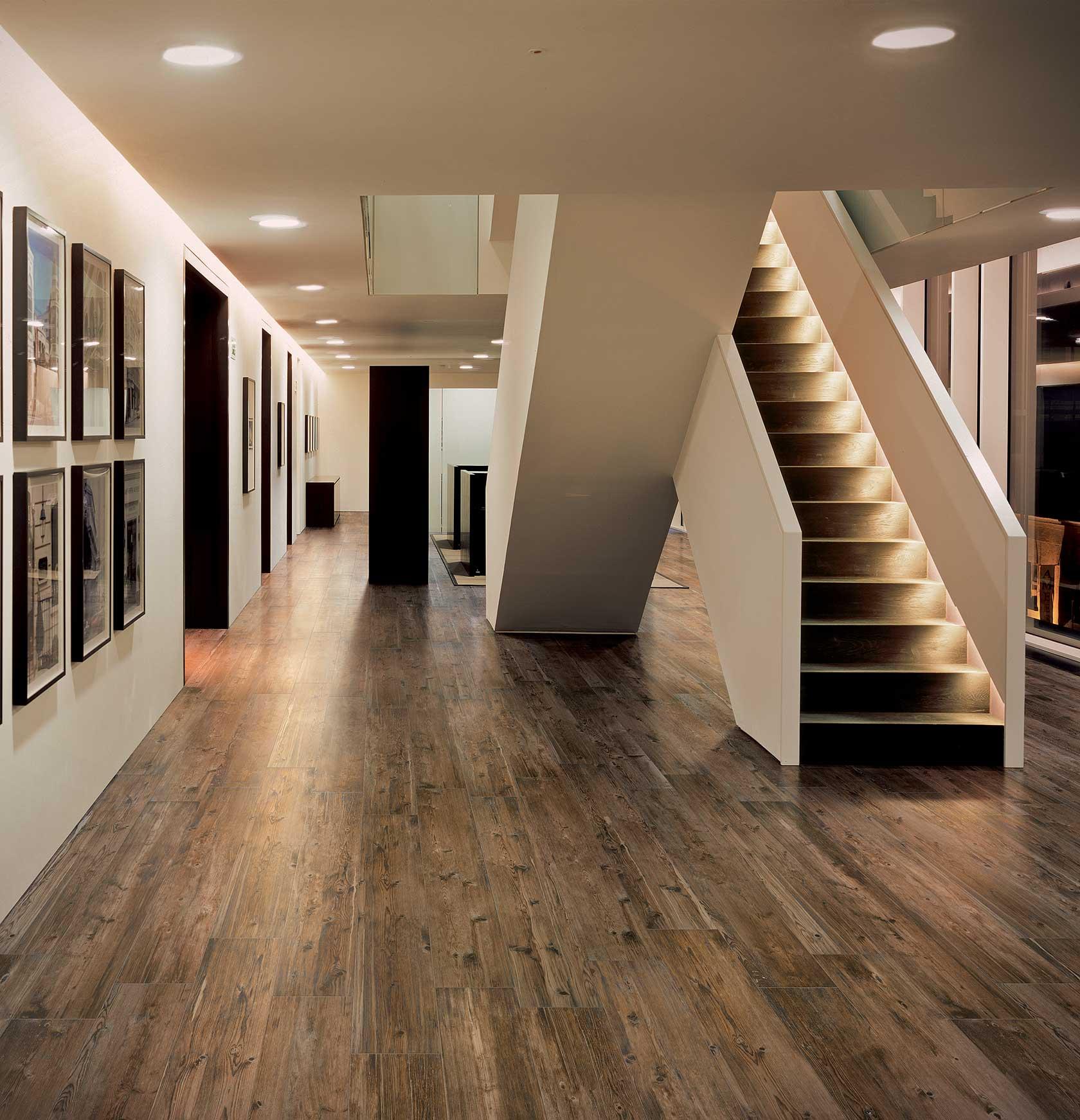 Modern Wood Look Tiles