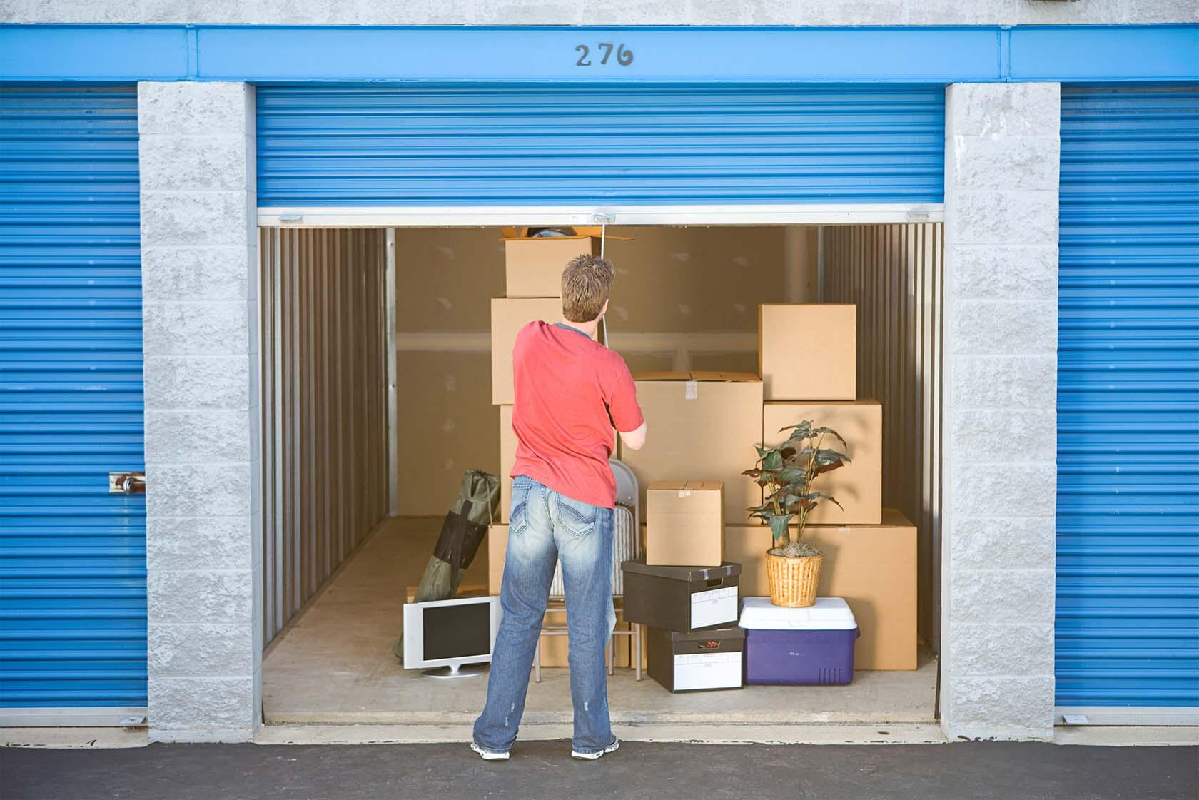 Benefits Of Self-Storage Units