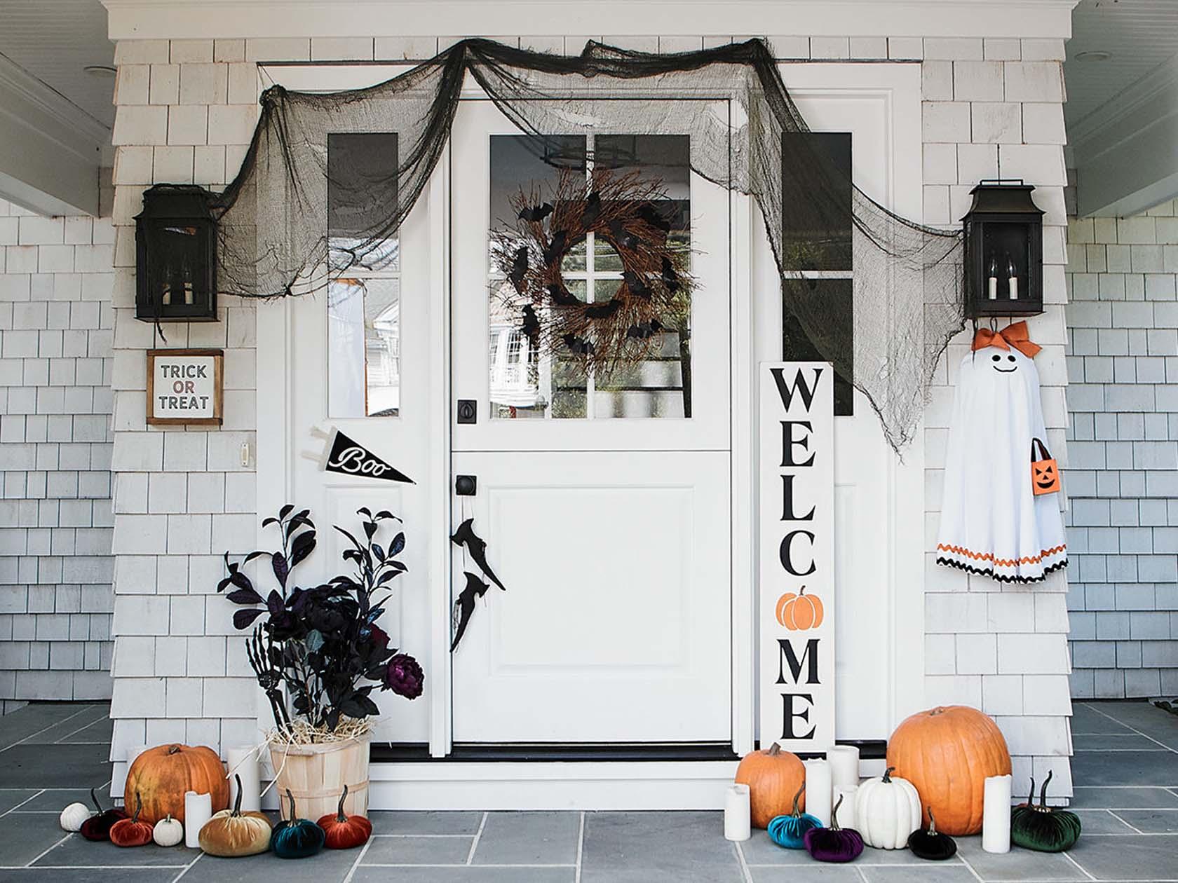 DIY Halloween Décor Ideas