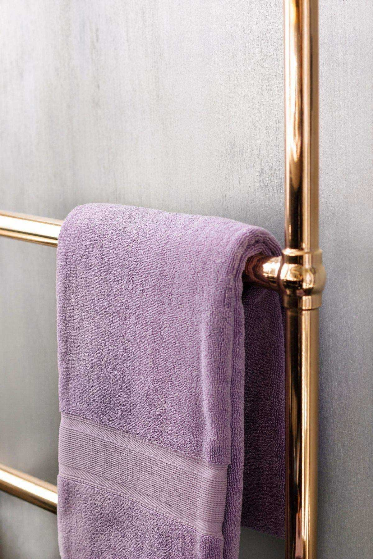 Luzia Premium Turkish Cotton Lavender Towel