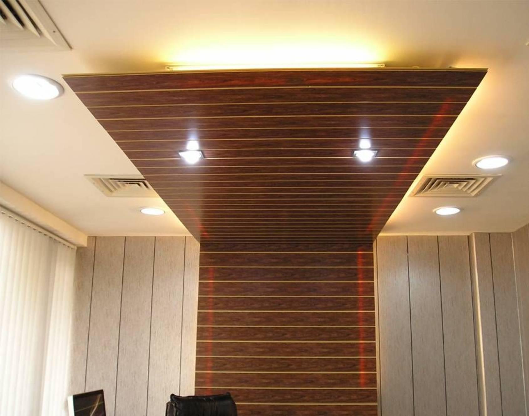 PVC False Ceilings Panels