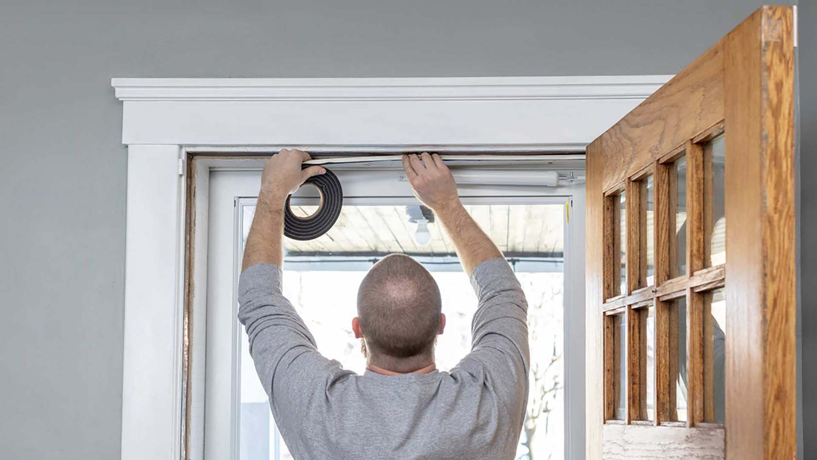 How To Remove A Metal Door Frame