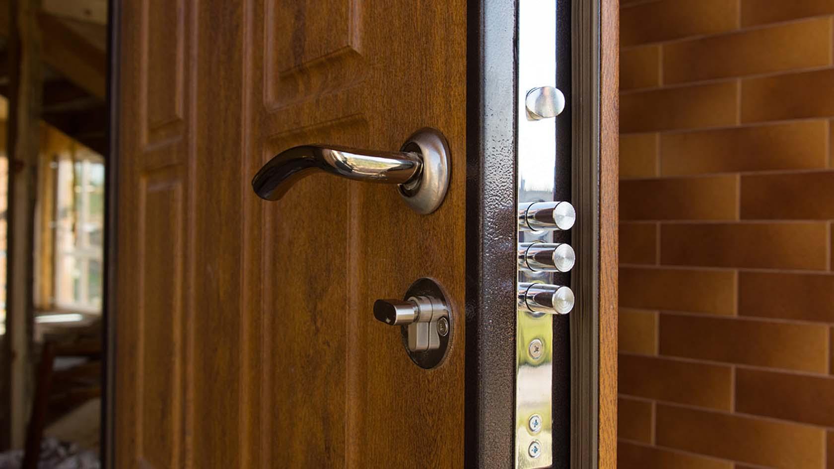 Repair A Reinforced Door
