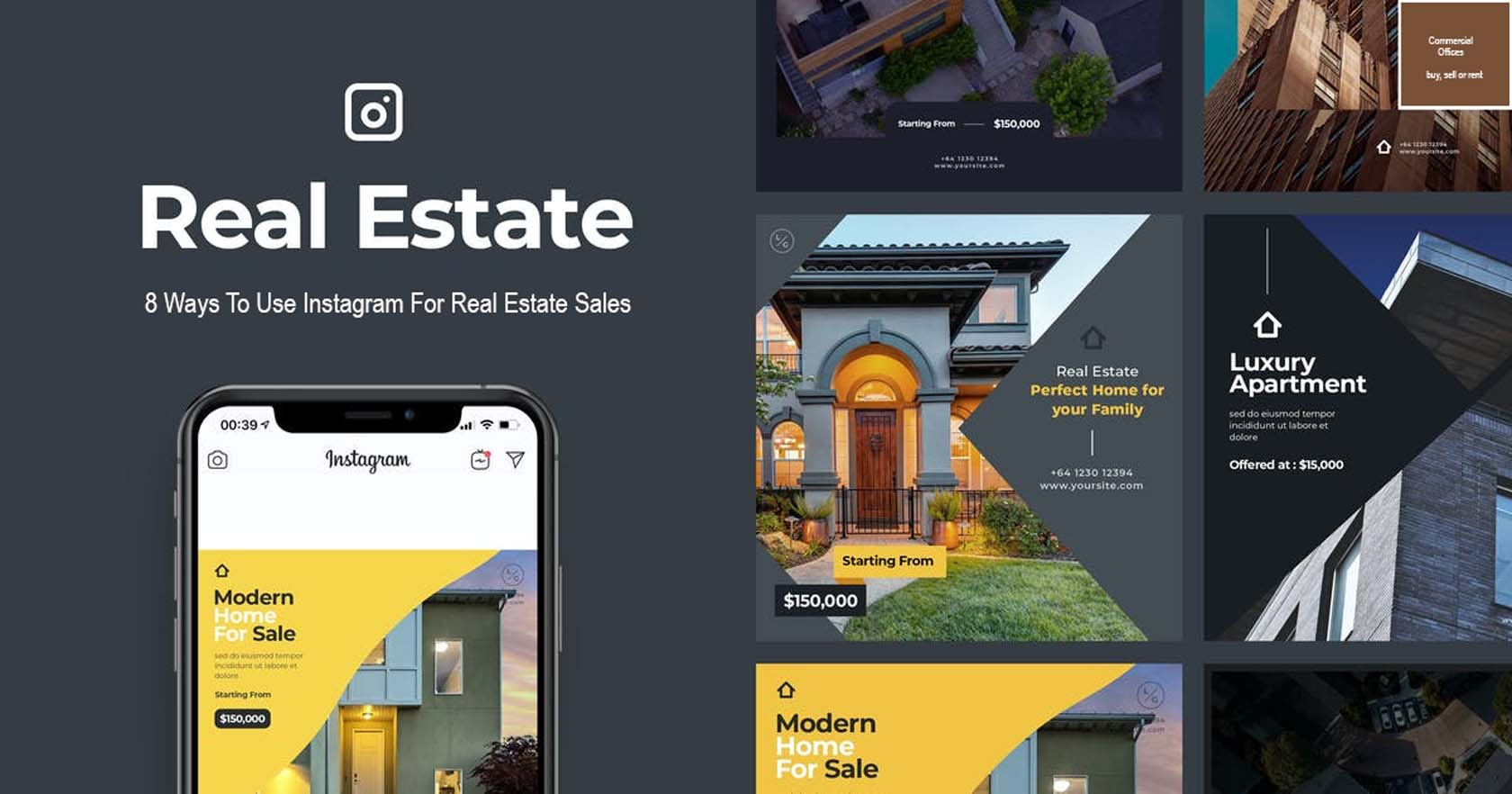 Use Instagram For Real Estate Sales In 2020