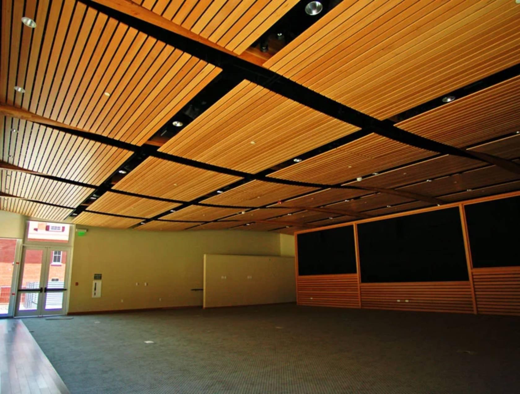 Wood Ceilings Panels