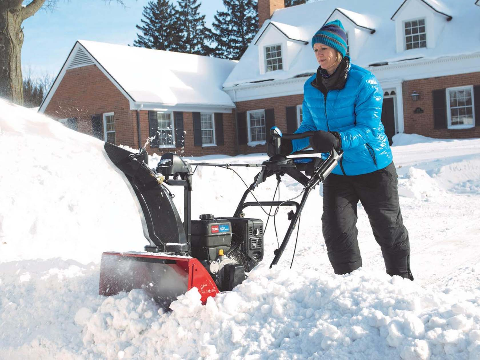 A Snow Blower For This Winter