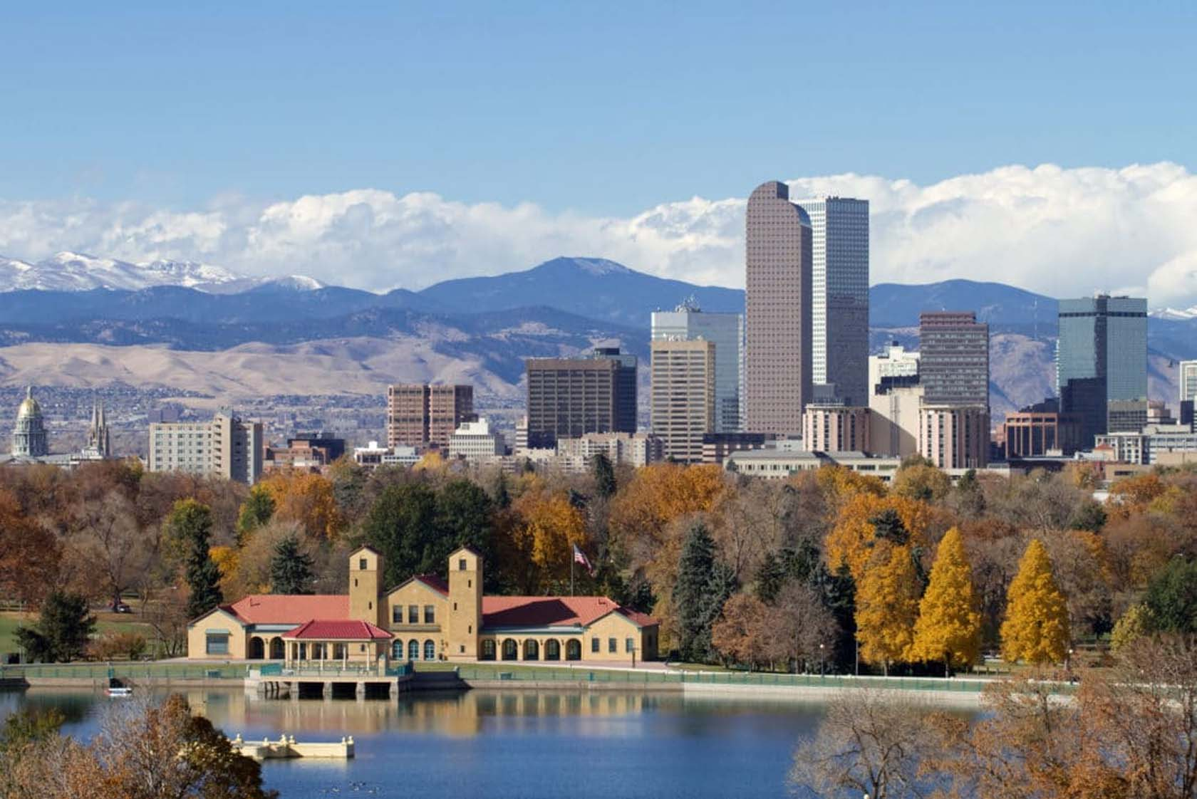 Denver Suburb – The Evergreen Experience