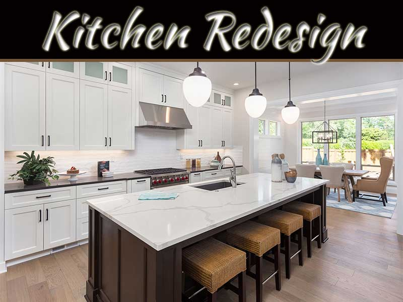 How To Redesign Your Kitchen My Decorative