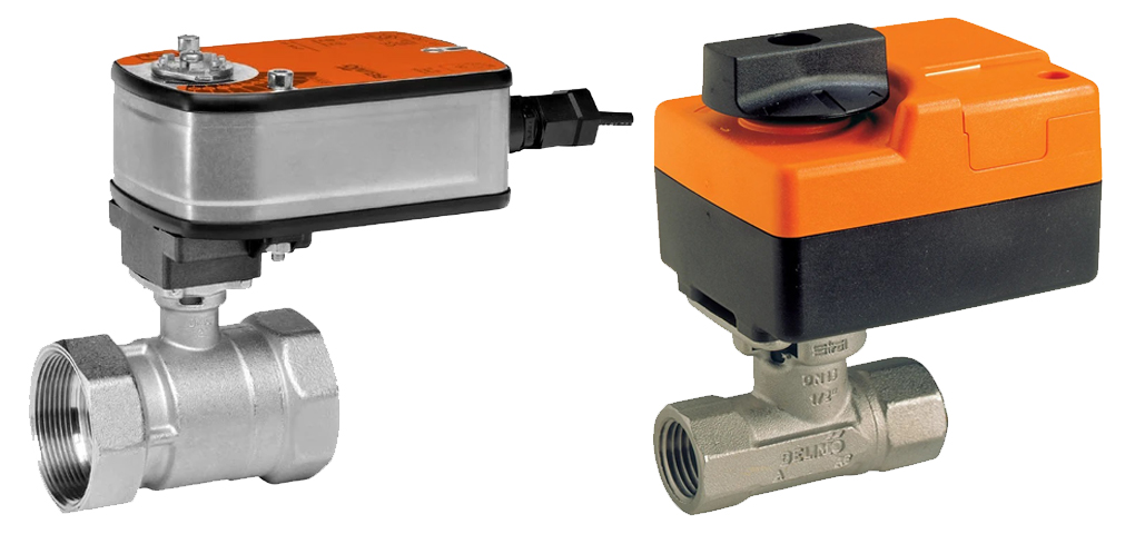 Ideal Control Valves