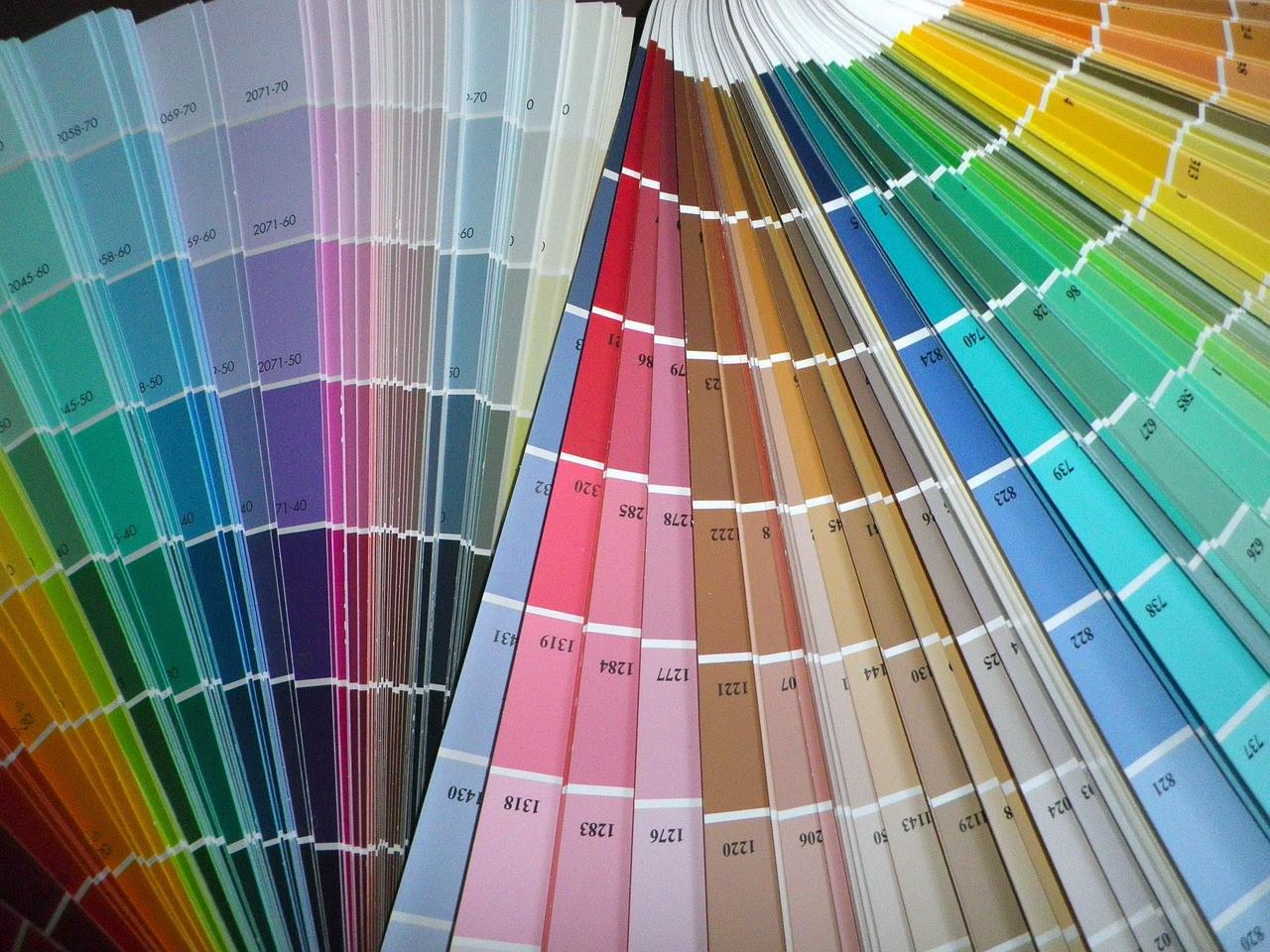 Kitchen Colour Pattern
