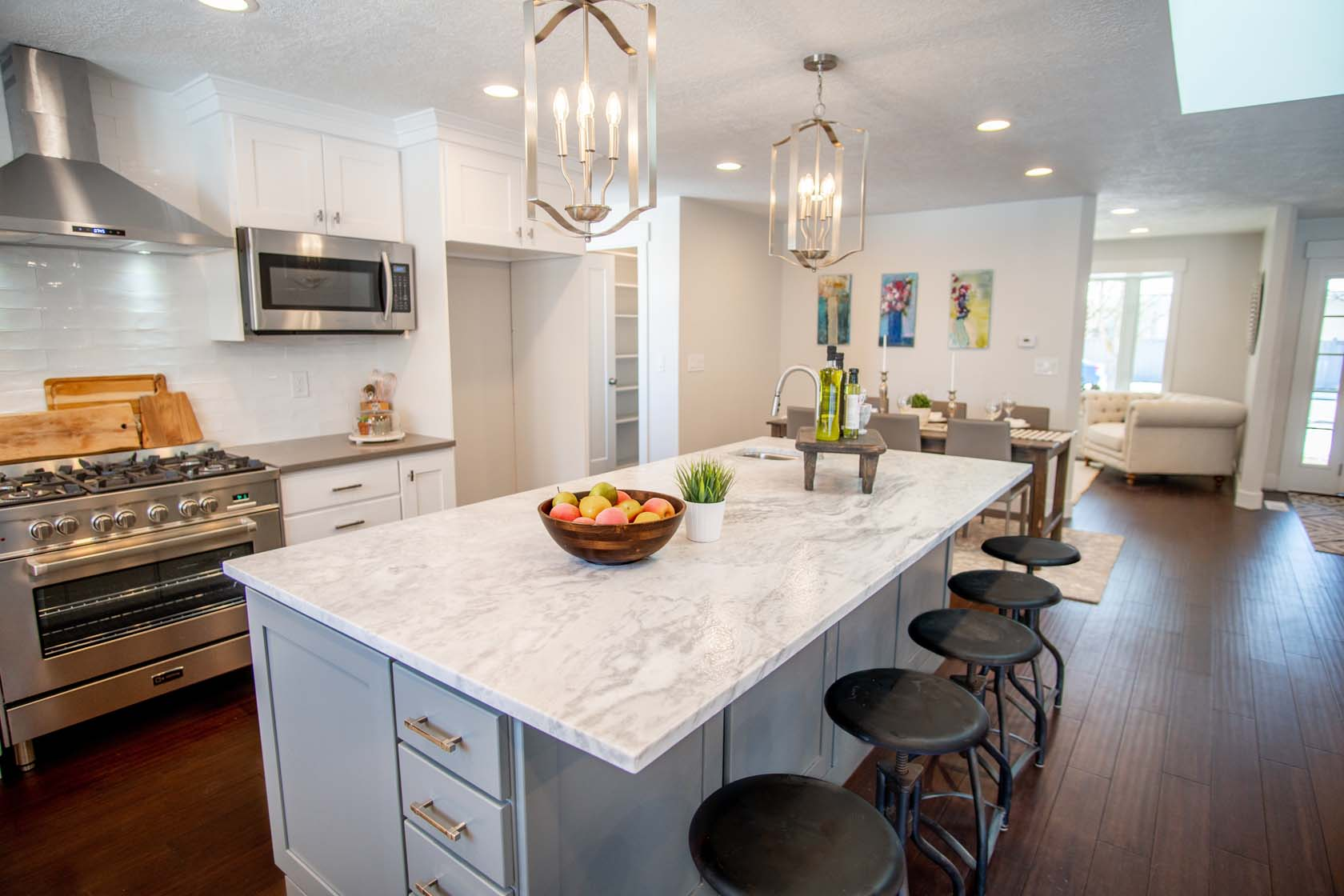 Kitchen Remodeling Raises Your Home Value