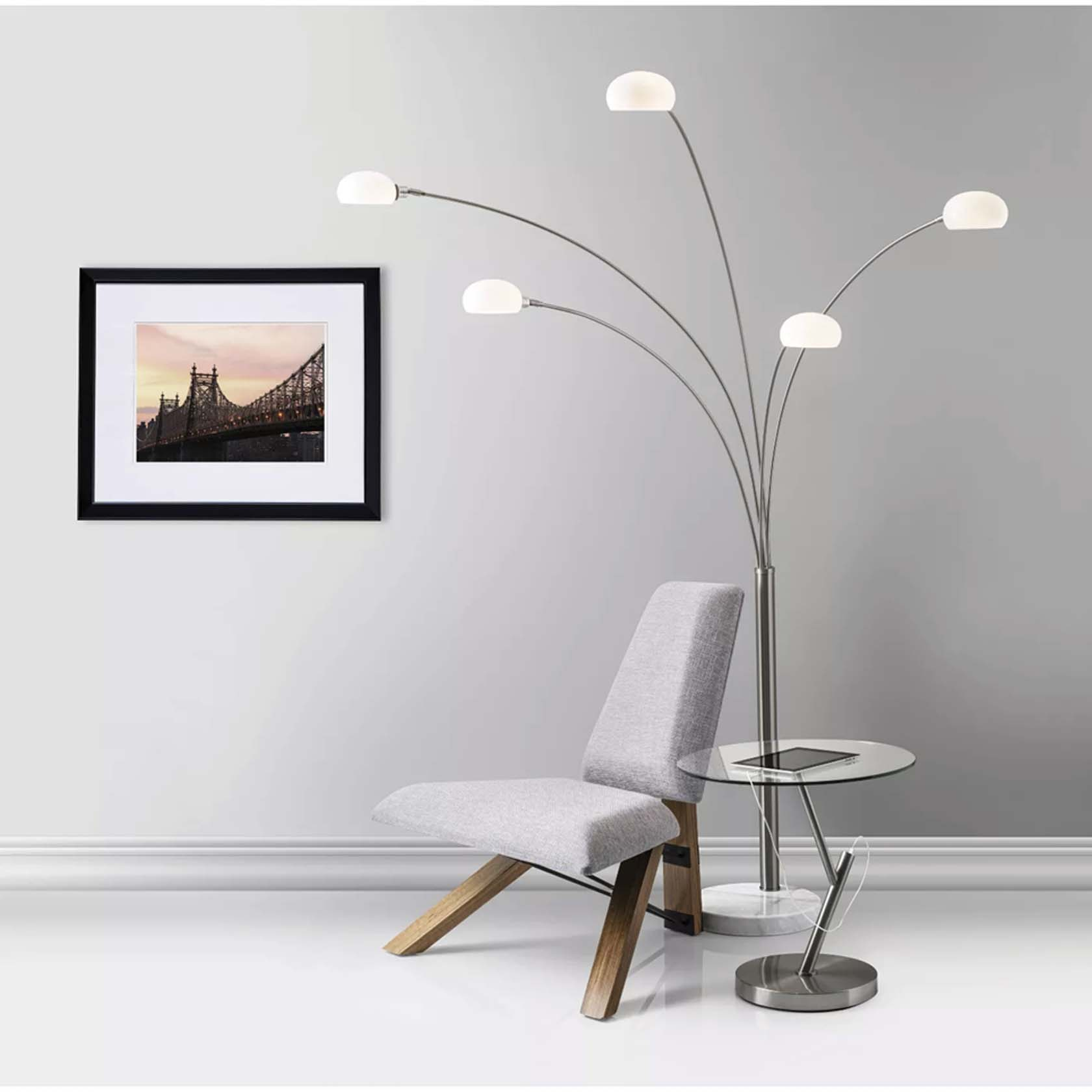 Lunar Arc Lamp