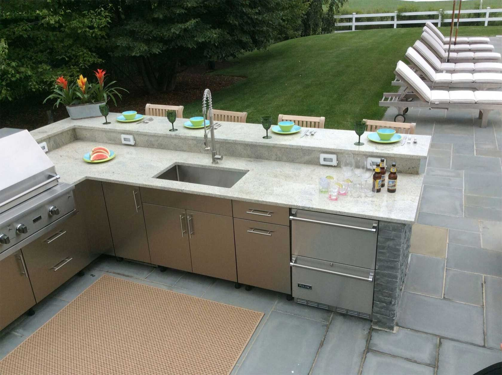Outdoor Utility Sink