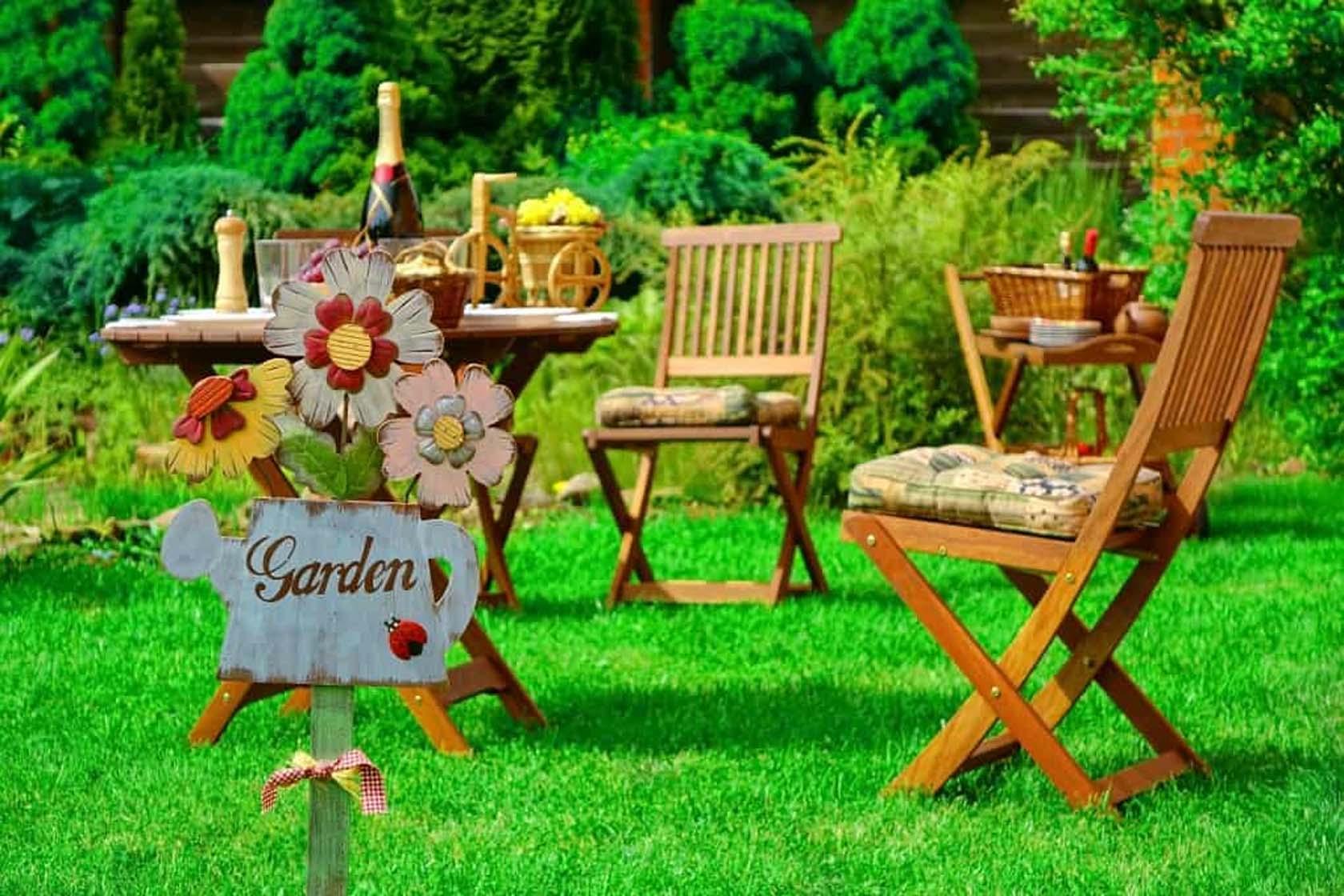 Perfect Backyard For Summer Entertaining
