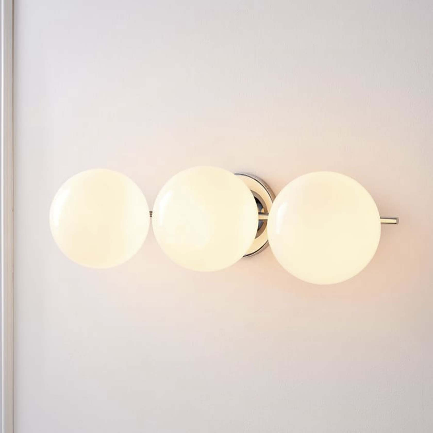West Elm Sphere + Stem Sconce