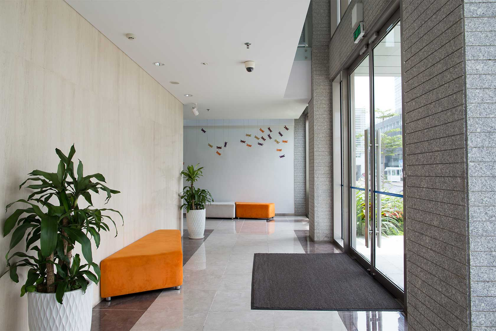 Entrance Flooring Carpets