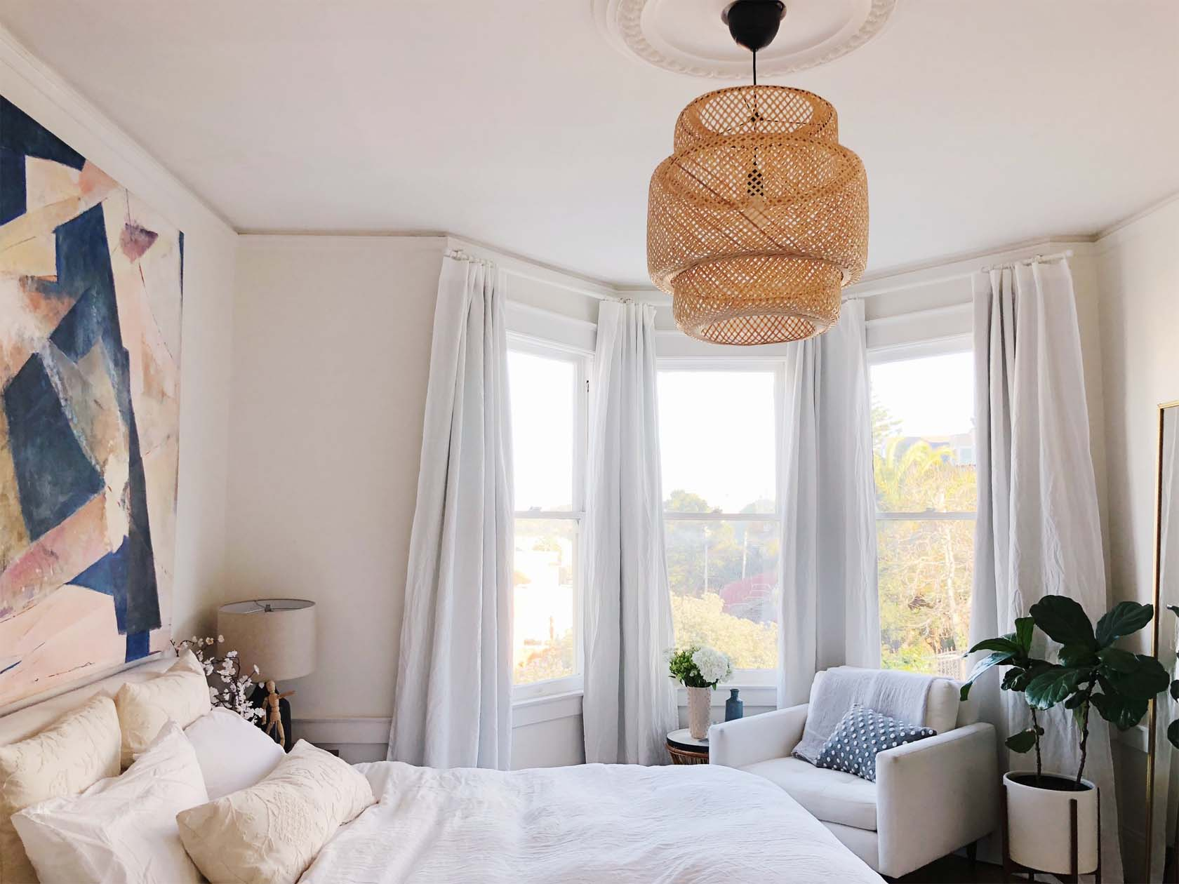 Hang Thick Curtains